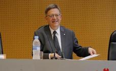 Ximo Puig asegura que se va a cumplir el Acord del Botànic «con la máxima intensidad» en los próximos dos años de legislatura