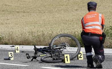 Fin de semana negro en la carretera para los ciclistas: cinco muertos y cuatro heridos