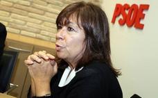 Narbona espera «contribuir a la necesaria reconciliación» del PSOE