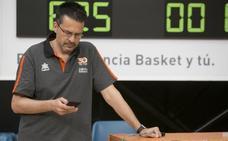 Valencia Basket | Txus Vidorreta, una de las opciones más fuertes si Pedro Martínez no continúa