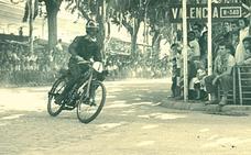 La carrera de motos más antigua de España se celebra en Xàtiva