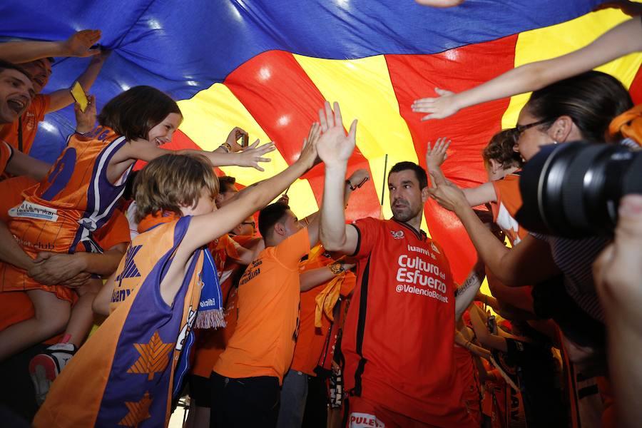 Fotos del Valencia Basket - Real Madid