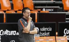 El Valencia Basket no tira la toalla con Pedro Martínez e intentará convencerle