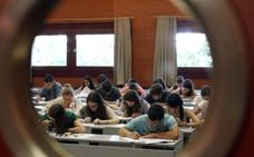 Selectividad 2017: Notas de corte en las universidades de Valencia, Alicante y Castellón para el curso 2017/2018