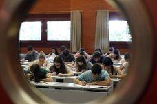 Notas de corte en las universidades de Valencia, Alicante y Castellón en 2018