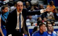 Txus Vidorreta entrenará al Valencia Basket: «Voy a un grande europeo»