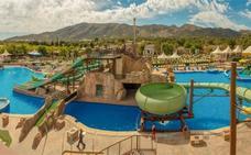 Un 'resort' inspirado en Robin Hood con parque acuático y 380 cabañas entre Benidorm y l'Alfàs
