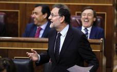 Rajoy defiende la amnistía fiscal porque «ni limpia ni borra delitos»