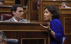 Rivera pide al Gobierno que convoque el pacto contra el yihadismo