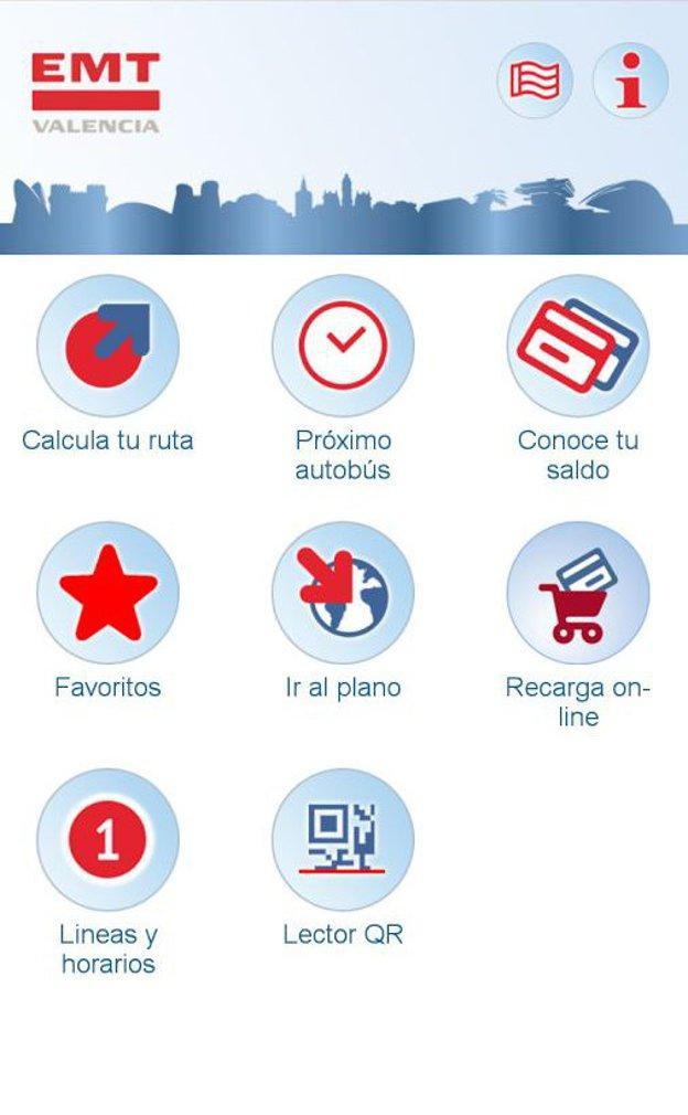 Descarga la App de la EMT de Valencia | Las Provincias