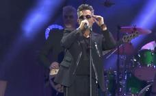 ¿Qué vips acudieron al concierto de Alejandro Sanz?