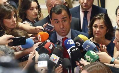 Martínez-Maillo asiste el miércoles la reunión de la dirección del PPCV que nombrará una gestora en la provincia de Valencia