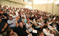 Los presidentes de falla califican de «cobarde» la decisión de Pere Fuset