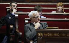 Joan Ribó afirma que sigue abierto al diálogo con los falleros a pesar del plante de Pere Fuset