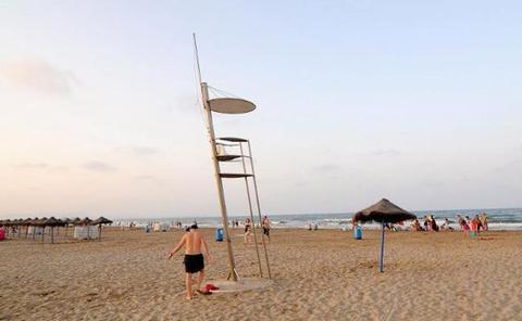 Cómo ir a la playa de las Arenas de Valencia