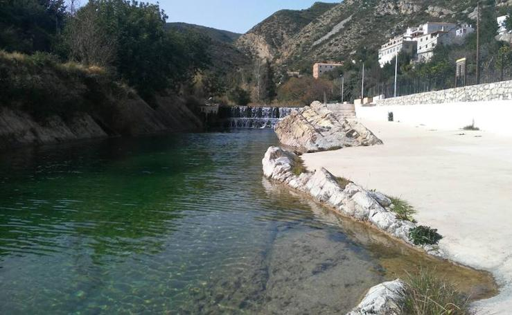 Fotos de piscinas naturales cerca de Valencia