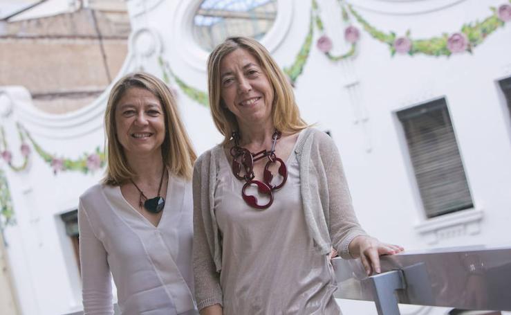 Fotos de Marta y Carolina Vanalocha