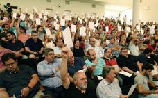 Los delegados de sector falleros también piden a Pere Fuset que vuelva a los Plenos