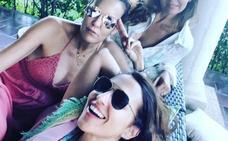 Paula Echevarría pasa su primer verano sin David Bustamante