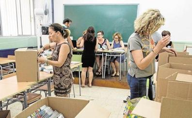 El nuevo modelo lingüístico del Consell deja en el aire el futuro de los bancos de libros