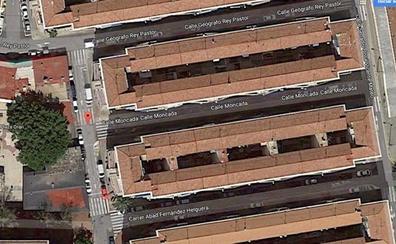 Paran el desahucio de una familia con 3 niños en un piso ocupado en Alicante