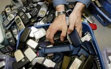 Un nuevo material reduce al mínimo el consumo energía de los móviles
