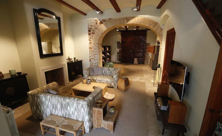 La casa de Mariano Moret y Emilio Jimena