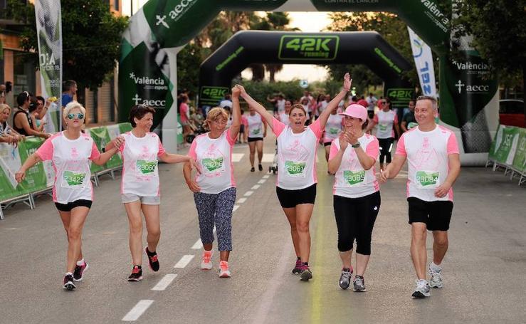Fotos de la carrera contra el cáncer en Massamagrell 2017