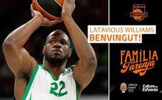 El Valencia Basket ficha a Latavious Williams