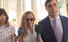 Rocío Carrasco acude a los juzgados para un examen psicológico
