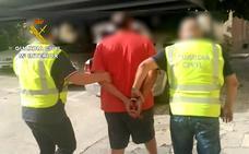 Detenido por matar a un compatriota y herir a otro que impedía su huída hace 9 años en Novelda