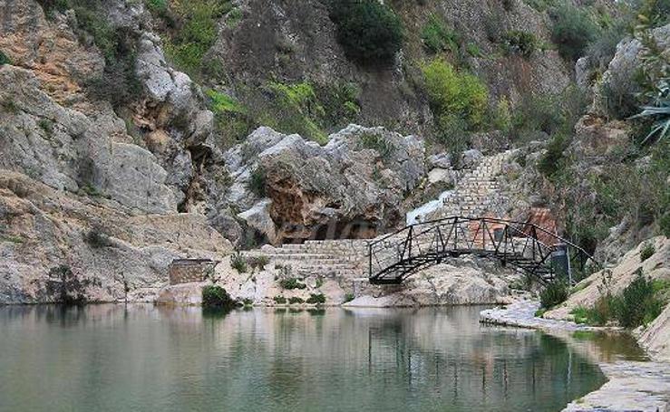 Fotos de baños de agua dulce en la Comunitat Valenciana