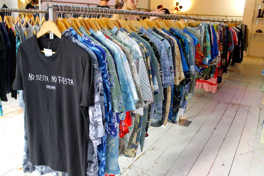 Fotos de tiendas 'slow-fashion' en Valencia