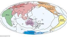 En busca del continente sumergido de Zelandia