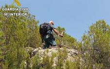 Rescatados tres senderistas españoles y alemanes en una zona de difícil acceso de Chulilla