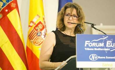 La consellera de Agricultura, Elena Cebrián, destituye al director de Vaersa