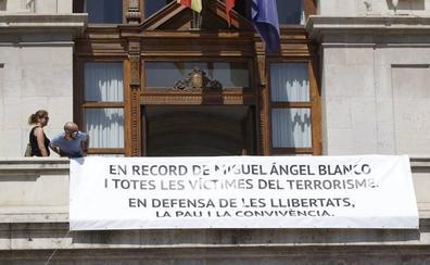 El Ayuntamiento de Valencia aprueba una calle para Miguel Ángel Blanco