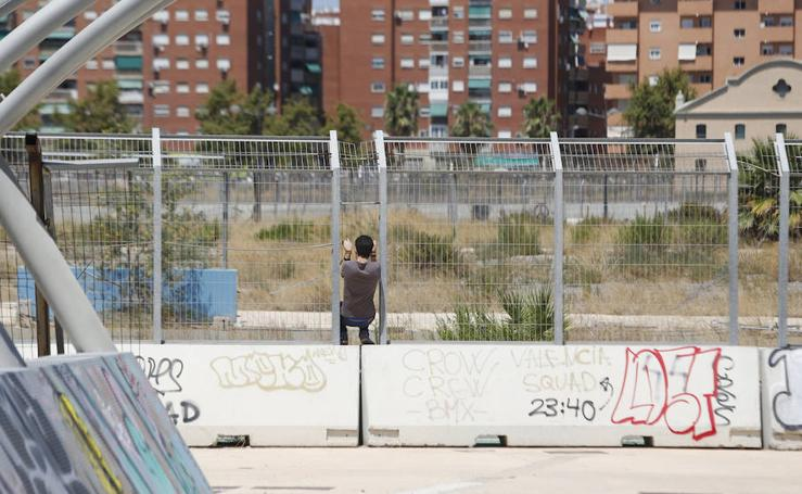 Fotos del circuito de Fórmula 1 de Valencia