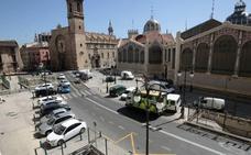 Vivienda pone en marcha el concurso para reurbanizar el entorno de la plaza de Brujas y el Mercado