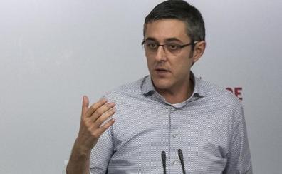 Eduardo Madina renuncia a su acta como diputado del PSOE y abandona la política