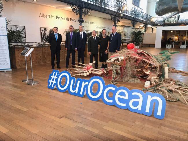 El Oceanogràfic participa en la campaña mundial contra la basura marina