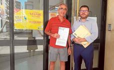 Un anciano de Benifairó lleva cuatro meses luchando para cobrar un premio de 35.000 euros