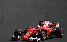 Vettel, más líder del Mundial
