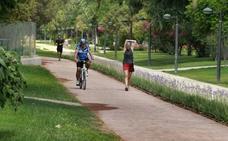 Atracaba a jóvenes en el cauce del río de Valencia desde su bicicleta