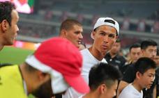 Cristiano Ronaldo: «A la gente le molesta mi brillo»