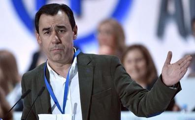 Fernando Martínez-Maíllo asegura que el PP de Valencia está «muy tranquilo» y los afiliados, «satisfechos»