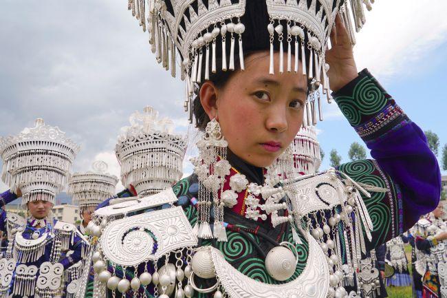 Fotos del Torch Festival en China