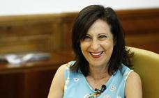 Margarita Robles: «Iglesias tiene interiorizado que el PSOE es líder de la izquierda»