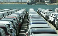 Ford logra 124.000 metros más en el Puerto de Valencia para el embarque de vehículos