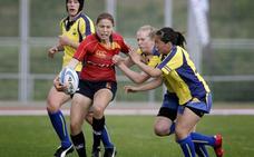 España debuta hoy en rugby femenino